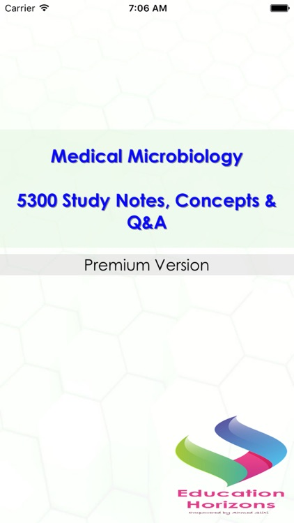 Medical Microbiology: 5300 Study Notes & Quiz screenshot-4