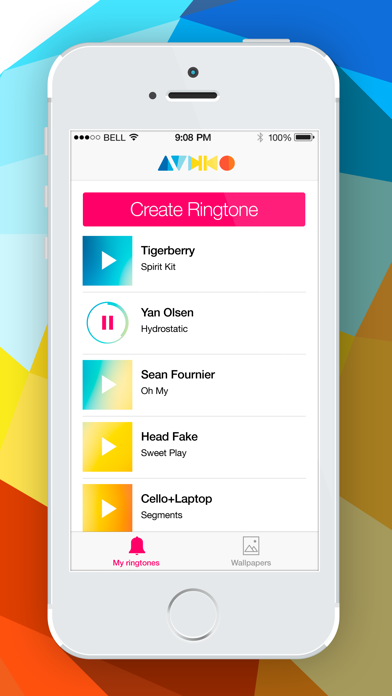 Audiko Ringtones Screenshot 3