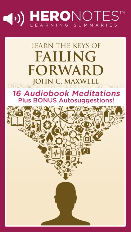 Failing Forward Meditations by John C Maxwell screenshot-0