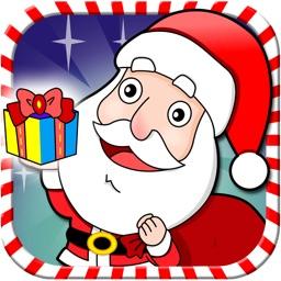 Santa Christmas Gift Run