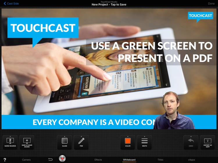 TouchCast Studio
