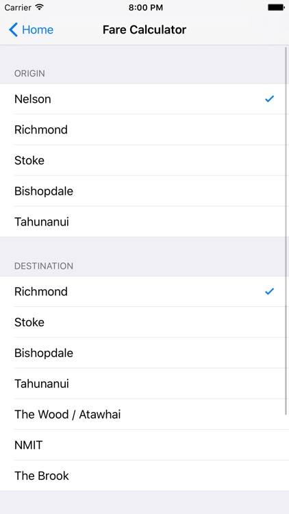 NBus Timetable screenshot-4
