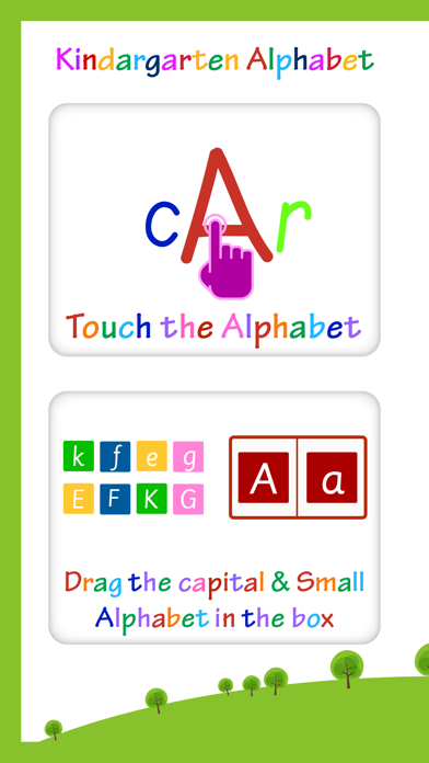 Kindergarten Alphabets Recognition Activity Book for Montessori and Preschool kids-0
