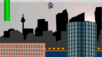 Ninja Raptor screenshot three