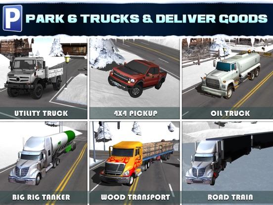 Ice Road Trucker Parking Simulator 2 АвтомобильГонки ИгрыБесплатно для iPad