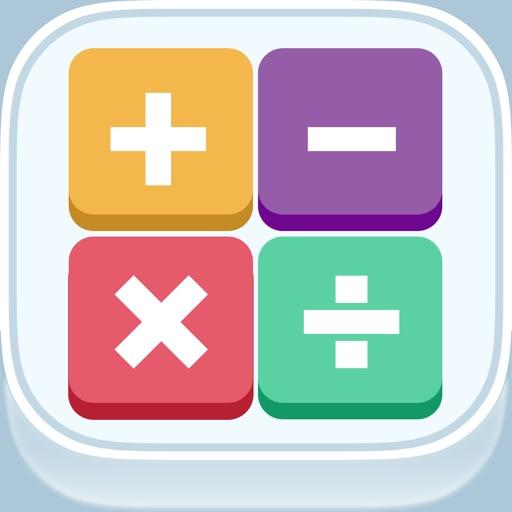 暗算検定 - 1日5分で計算力が向上する 脳トレ ゲーム