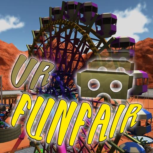 VR Funfair – полный парк развлечений в одном приложении! (для Google Cardboard , как VR гарнитуры)