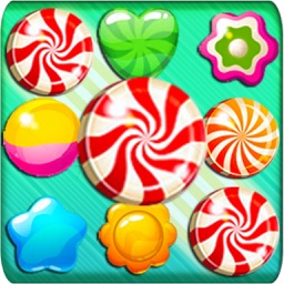 Candy Heros - Match 3 Sweet Mania