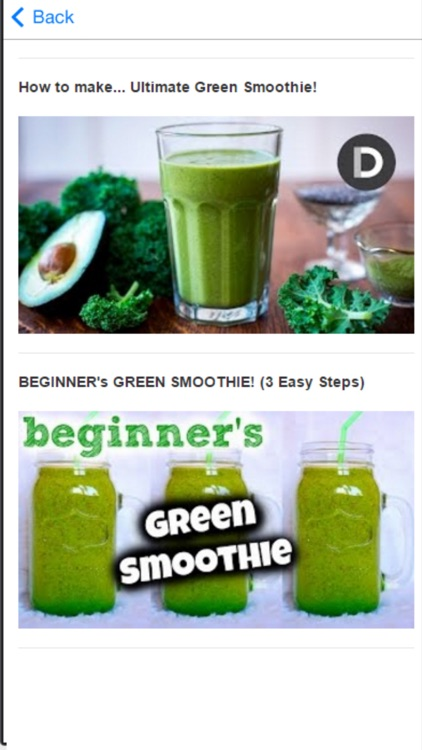 How to Make Smoothies - Delicious and Healthy Smoothie Recipes