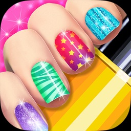 Nail Salon Game: Beauty Makeover - Nails Art Spa for Girls