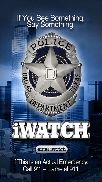 iWatchDallas Version 12.1