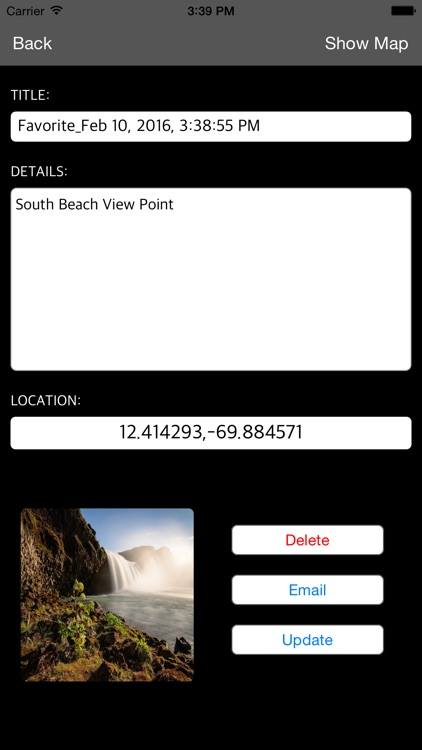 GALAPAGOS ISLANDS – GPS Travel Map Offline Navigator screenshot-3