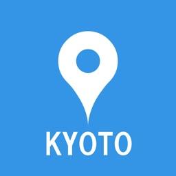 京都観光地図 - 現在地周辺の観光スポット・グルメ・お土産を検索