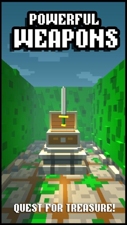 Hammer Bomb - Creepy Dungeon Mazes! screenshot-3