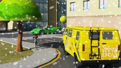 download Winter School Bus Parking Simulator apps 0