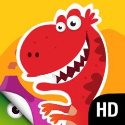 Planet Dinos Dinosaurier Spiele Puzzle Und Ausmalbilder