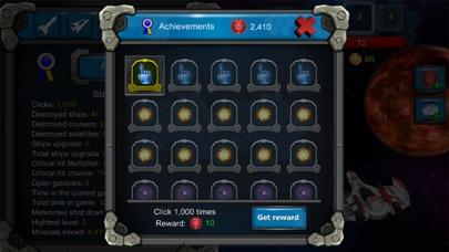 Galaxy War Clicker screenshot four