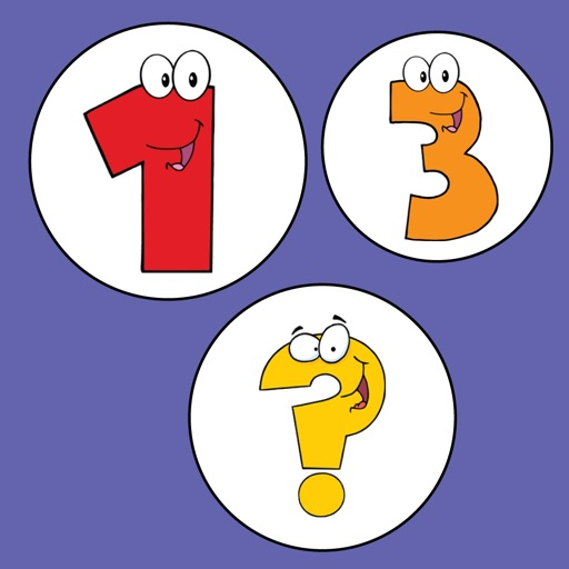 Find missing numbers learning games for kindergarten
