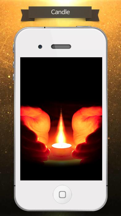 Candle - live, romantic, love screenshot three