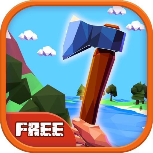 Survival Island - Craft 2 FREE iOS App
