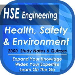 Environment, Health & Safety Engineering: 2000 Notes, Tips & Quizzes