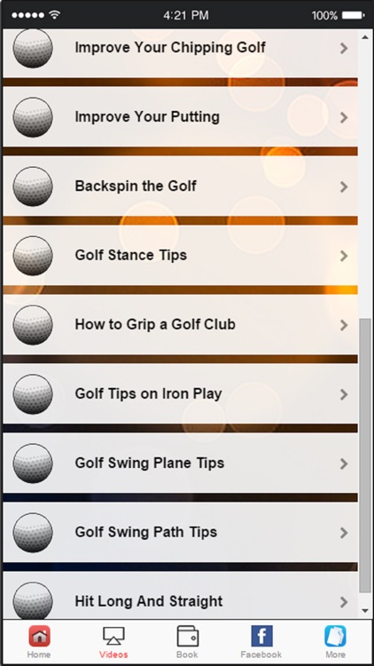 Golf Instruction - Improve Your Golf Tips & Videos