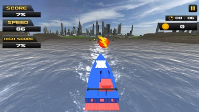 Jet Boat Speed Racer Free-3