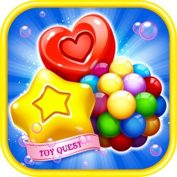 Toy Mania Quest: mystery story about fun puzzle adventure of jewel gems match 3