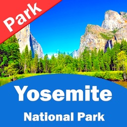 Yosemite National Park – GPS Offline Map Navigator