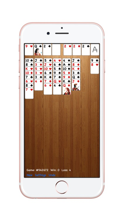i-Freecell screenshot-0