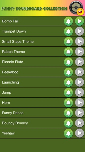 Funny Soundboard Collection – Popular Melodies and Crazy