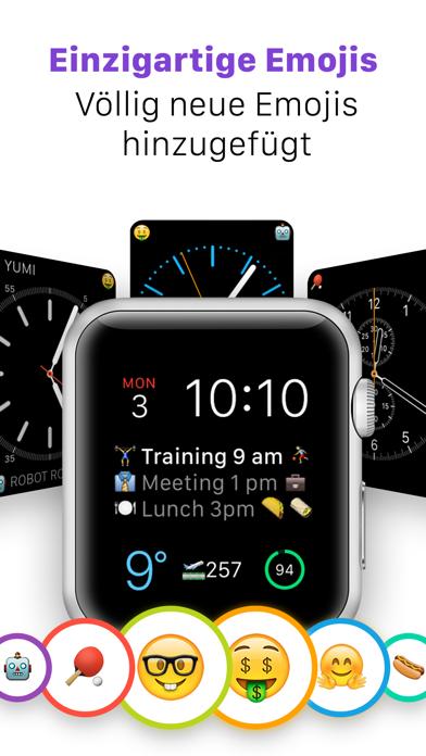 Herunterladen iFaces – Benutzerdefinierte Motive und Ziffernblätter für die Apple Watch für Pc
