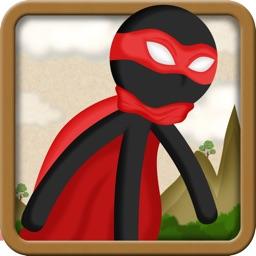Super Stick-Man Epic Battle-Field Obstacle Course