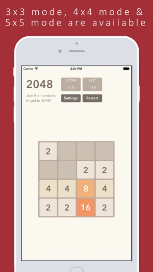 2048 + Fibonacci on the App Store