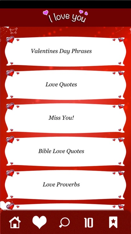 I Love You - Love Quotes & Romantic Greetings screenshot-3