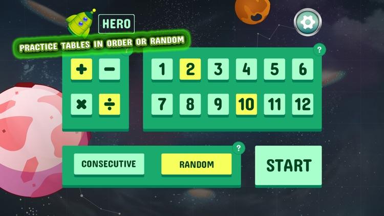 Space Math Hero screenshot-3