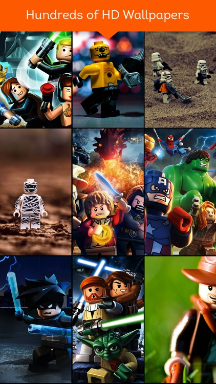 Stunning HD Wallpapers Free For Lego Edition : Unofficials Version
