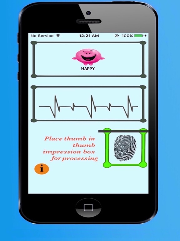 Free Mood Detector with finger prints-ipad-1
