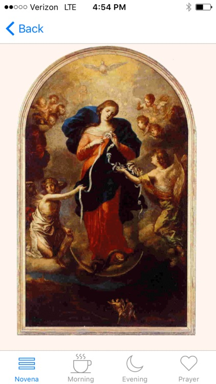 Our Lady Undoer of Knots Novena screenshot-3