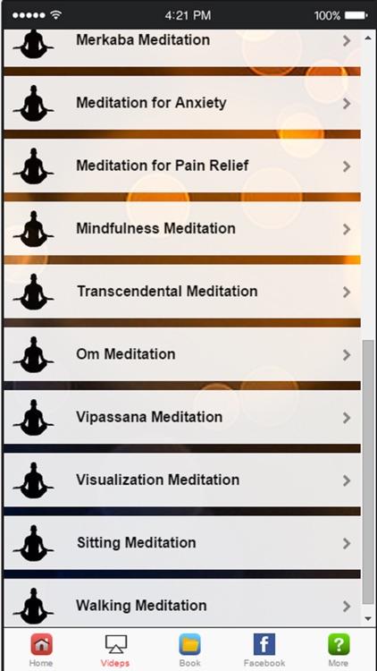 Meditation for Beginners - Learn How to Meditate screenshot-3
