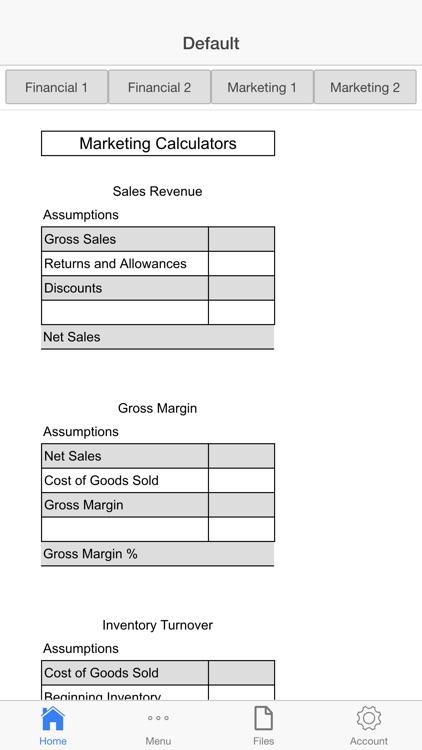 Business Calculator screenshot-3