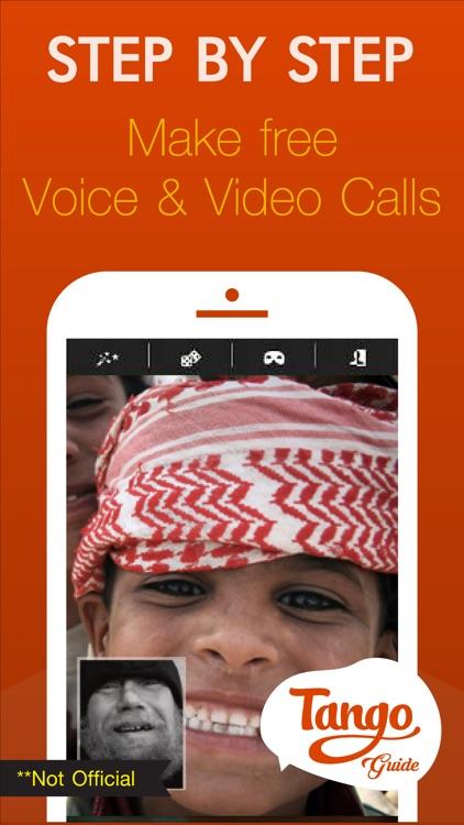 Guide for Video Calling Tango screenshot-3