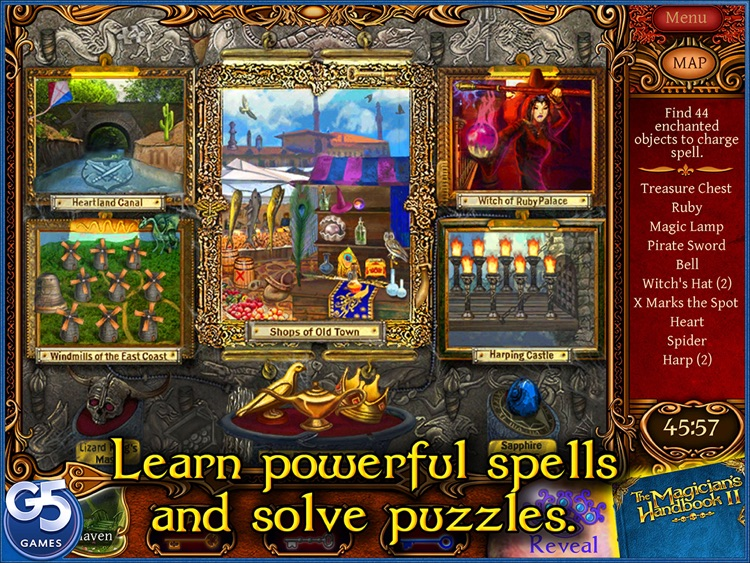 The Magician's Handbook II: Blacklore HD (Full) screenshot-2