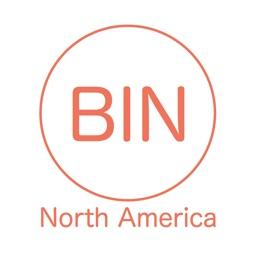 BIN Database for North America