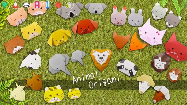 Animal Origami HD