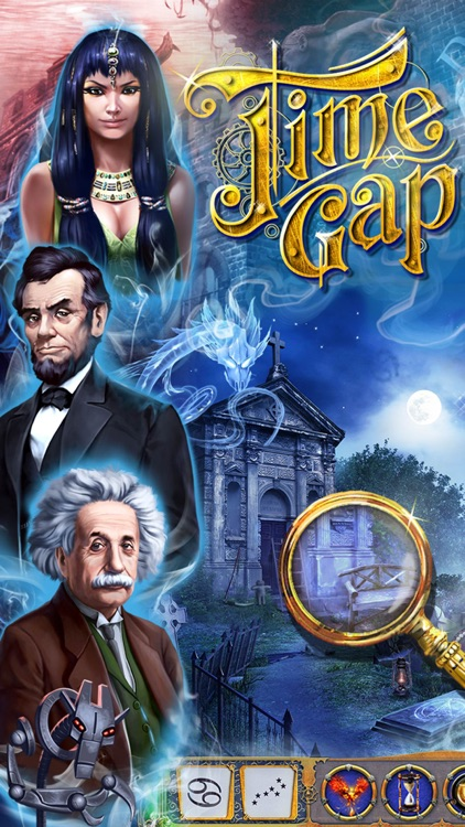 Time Gap: Hidden Object Mystery screenshot-0