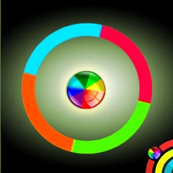 Color Switch Puzzle Game Free 4+