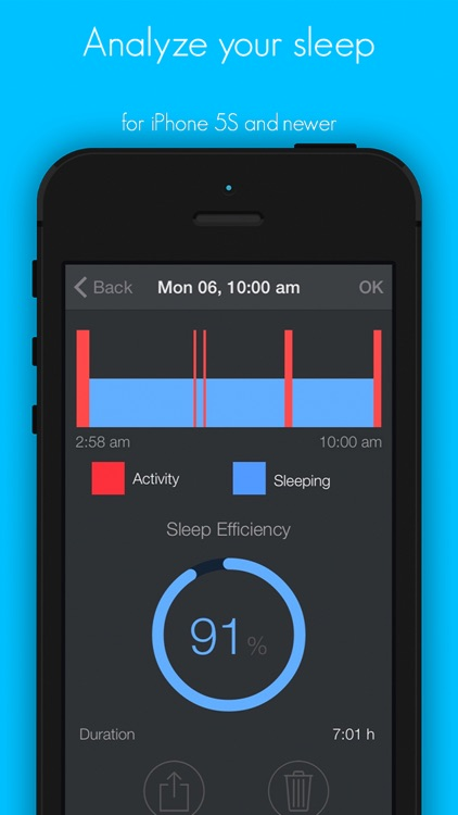 WakUp Alarm Clock - never been so easy to wake up screenshot-3