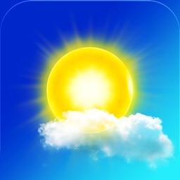 Weather Magic Premium - Live Weather Forecasts & World Clock