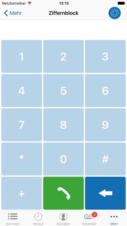TeamSIP 2phone screenshot-4